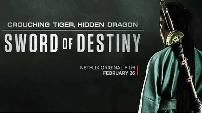 Crouching Tiger Hidden Dragon – Sword of Destiny (movie review with spoilers)